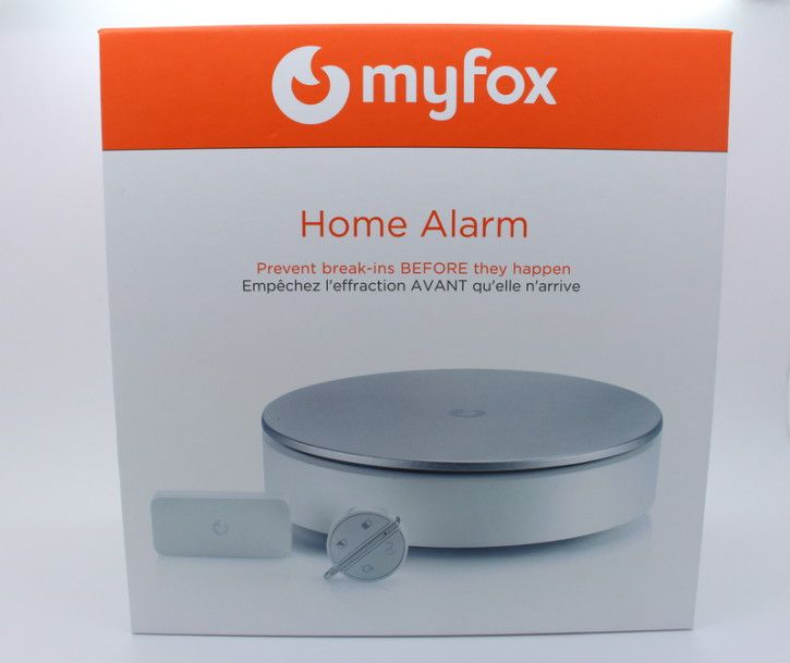 myfox home alarm un kit alarme et domotique. Black Bedroom Furniture Sets. Home Design Ideas