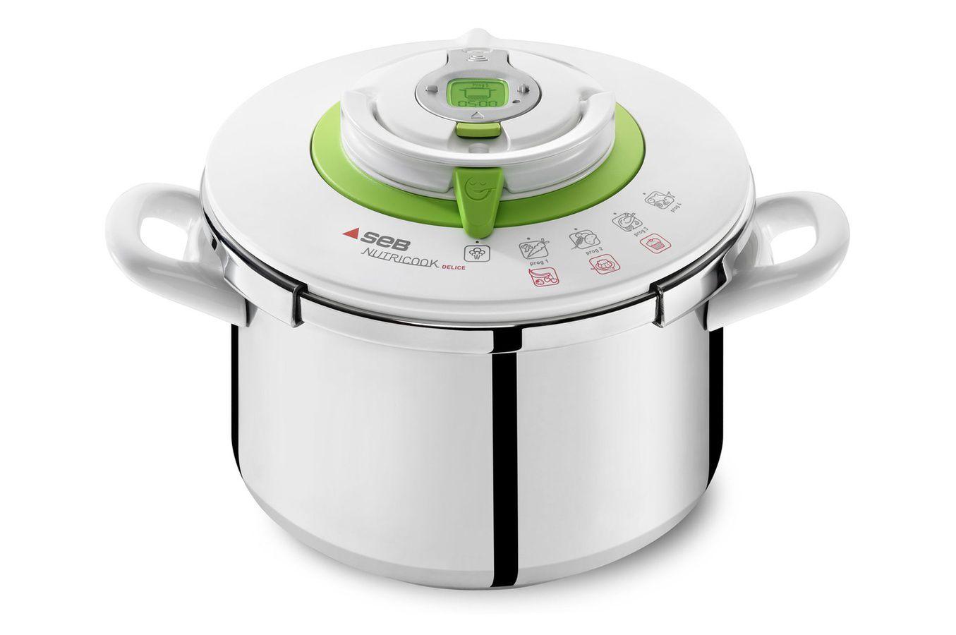 Nutricook L 39 Autocuiseur Connect L 39 Ipad Pour Cuisiner Plus Facilement