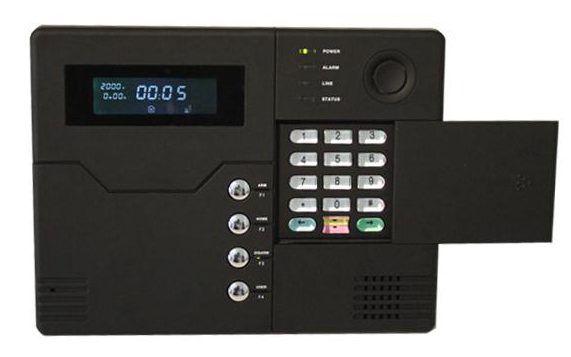 centrale du détecteur de gaz connecté MD 2000R