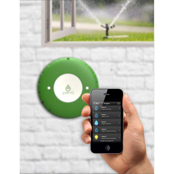 contr leur d 39 arrosage connect wifi greeniq vous simplifier la vie. Black Bedroom Furniture Sets. Home Design Ideas