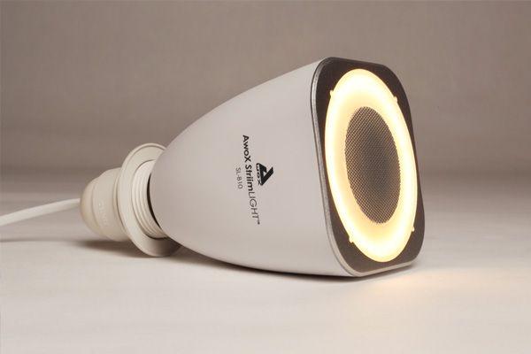 Led Striimlight Color Musicale D'awox Bluetooth Ampoule CrWxeBdo