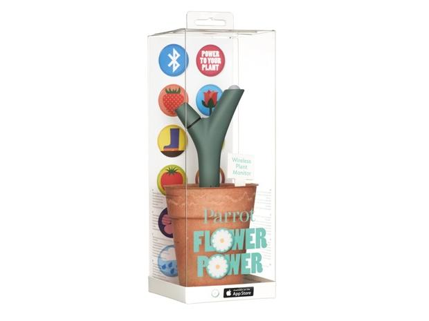 Emballage du Parrot Flower Power