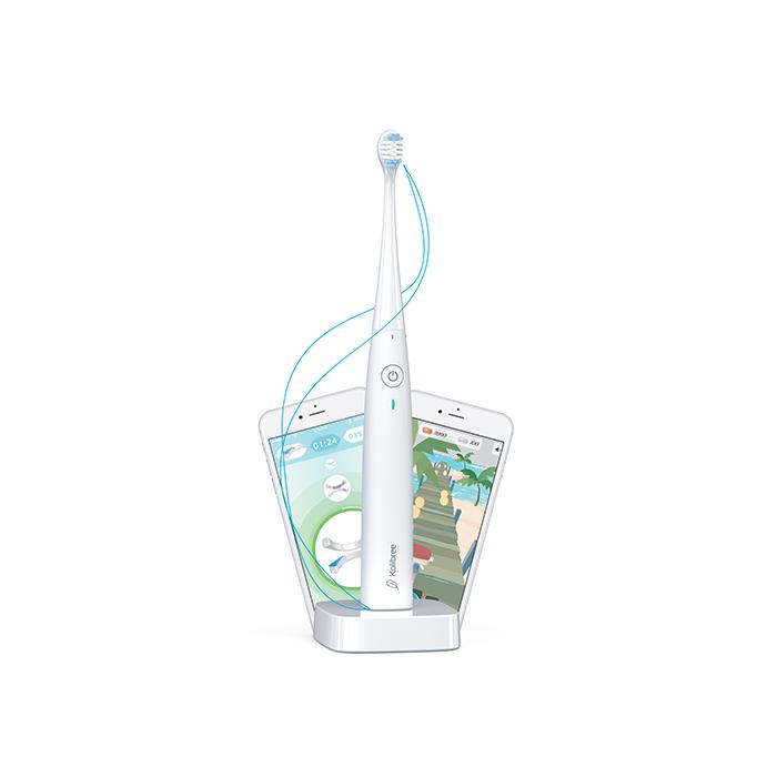 brosse à dents connectée Kolibree
