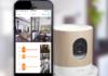 Caméra de surveillance withings home
