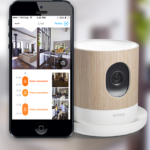 Caméra de surveillance withings home