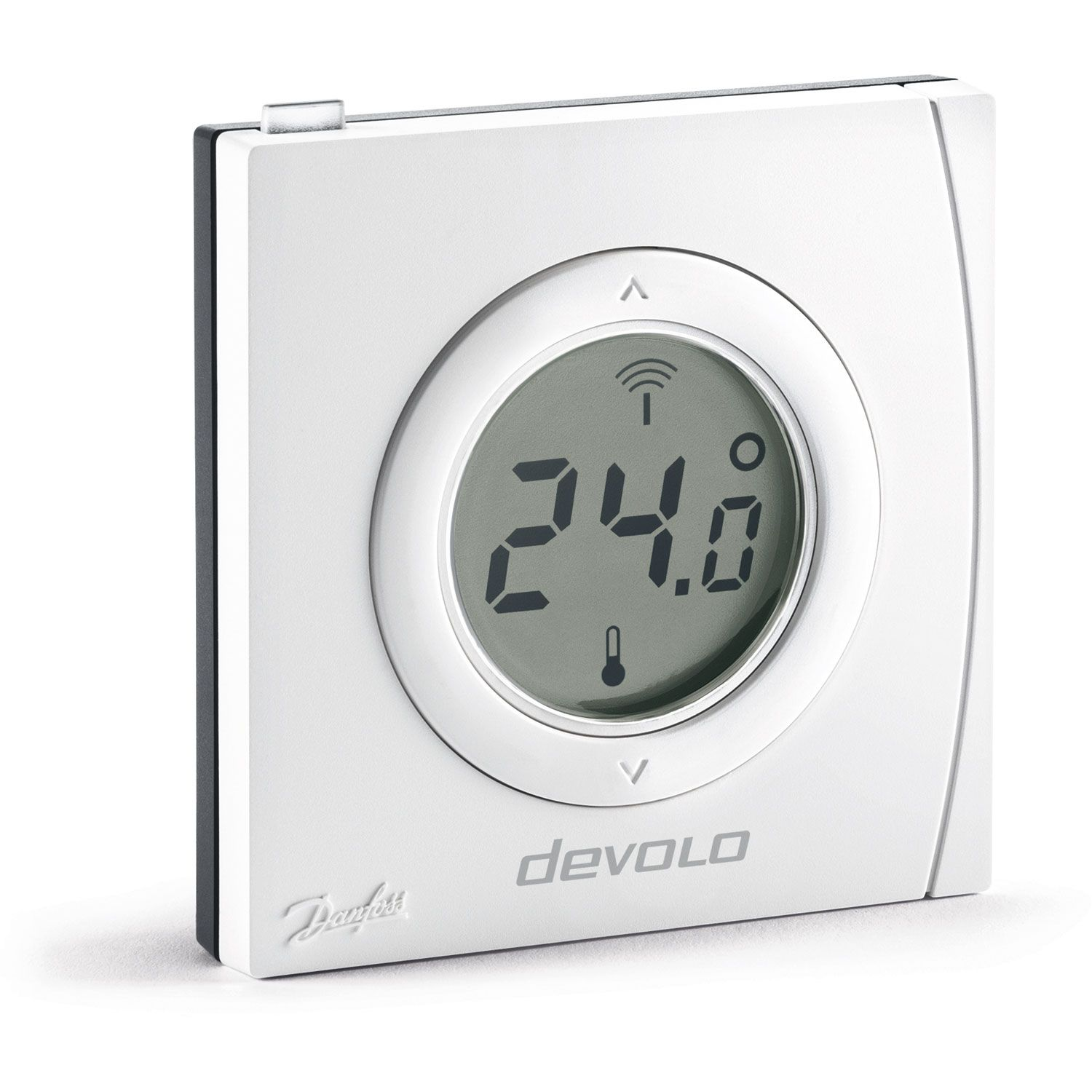 devolo home control 9517 le thermostat connect pour un meilleur confort. Black Bedroom Furniture Sets. Home Design Ideas