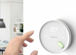 Thermostat connecté Intelligent détecte ta présence
