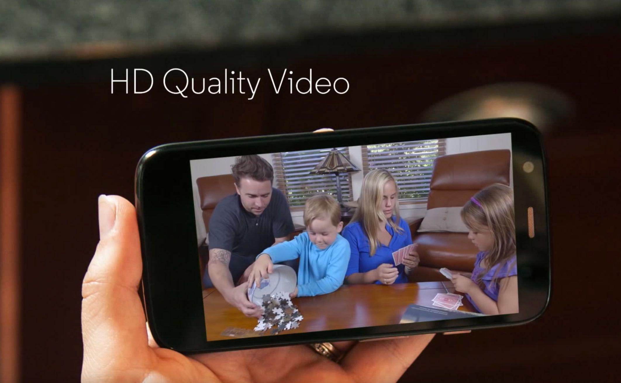 Babyphone Motorola MBP85 vous assure une résolution de haute qualité