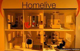 box domotique connectée HomeLive