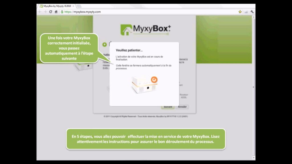 box domotique connectée