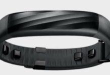 Bracelet connecté Jawbone UP 3