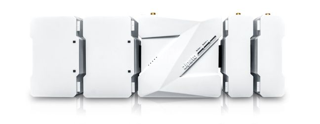Box domotique connectée Zipabox