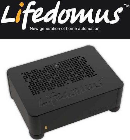 Box domotique connectée Lifedomus sense