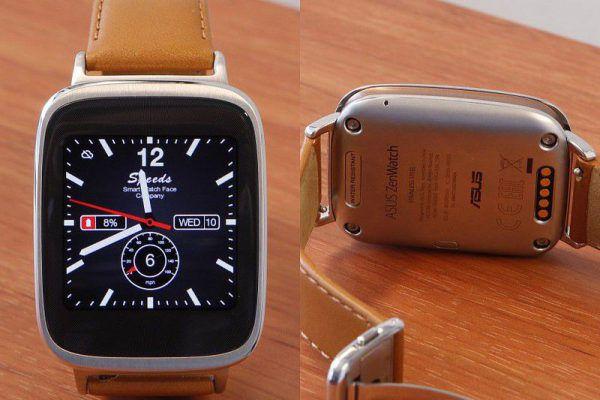 Une montre intelligente zenwatch 2 à la pointe de la technologie ASUS WI501Q-2LBLU0002