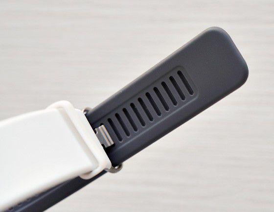Système de fermeture Sony SmartBand 2
