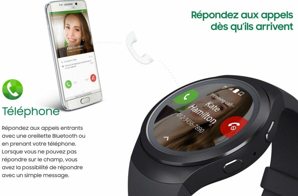 Samsung Gear S2 une nouvelle façon de naviguer simple et intuitive
