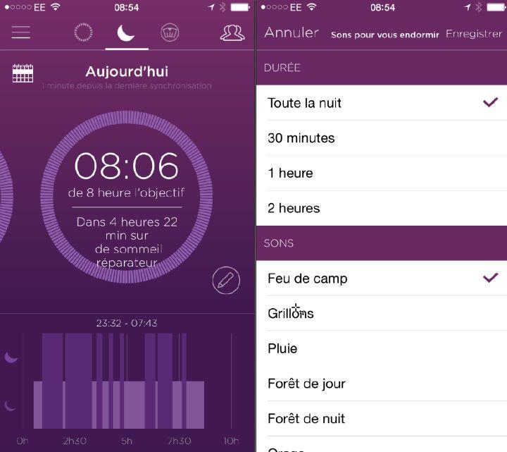 bracelet connecté comparatif et guide 2016-tracker d'activité-smartband
