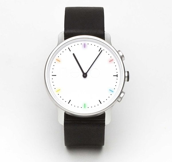 Montre connectée Nevo Watch, cadran lumineux