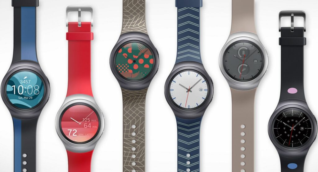 Changez les bracelets de votre montre