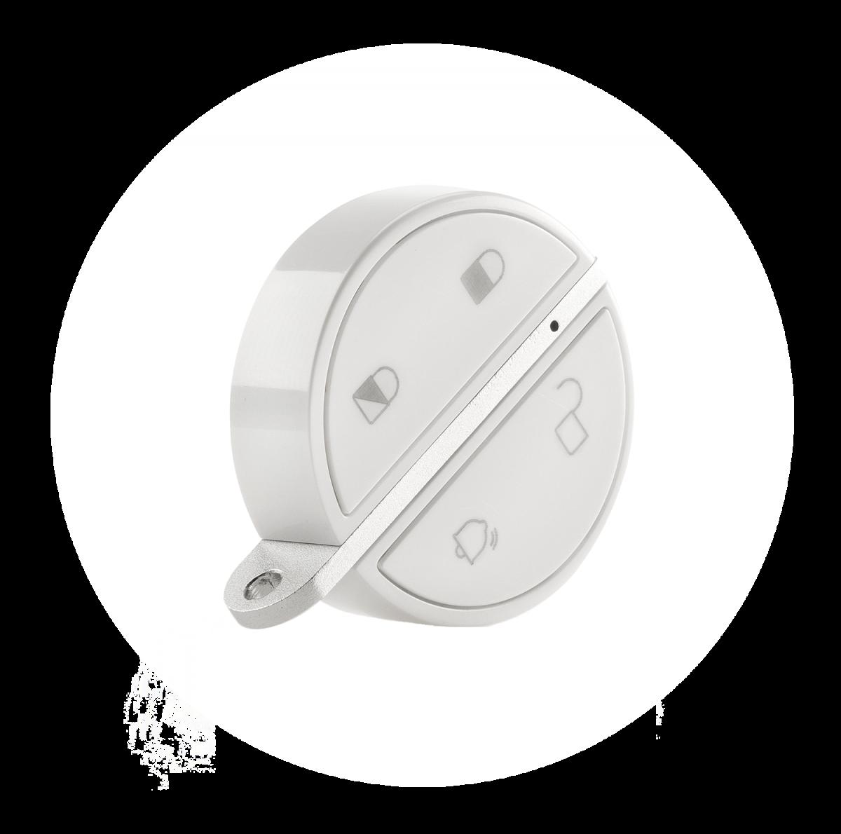Myfox badge home alarm