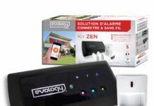 Centrale d'alarme Myfox Evology pack Zen+