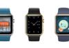 Apple watchOS 3 dans les smatch watch Apple.