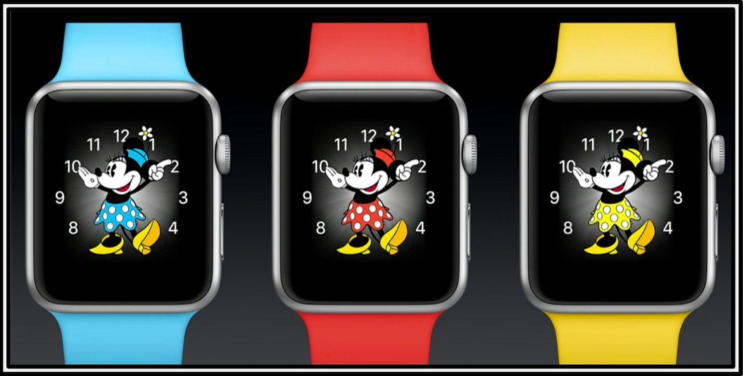 Apple WatchOS 3montre connectee sport