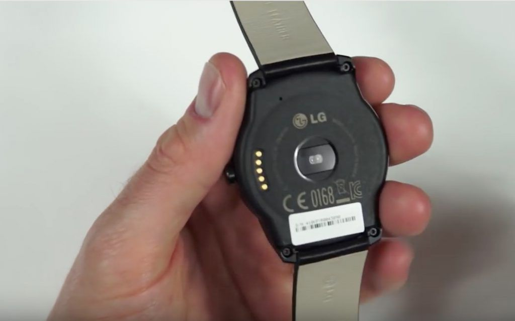 LG G Watch R montre connectee-smartwatch