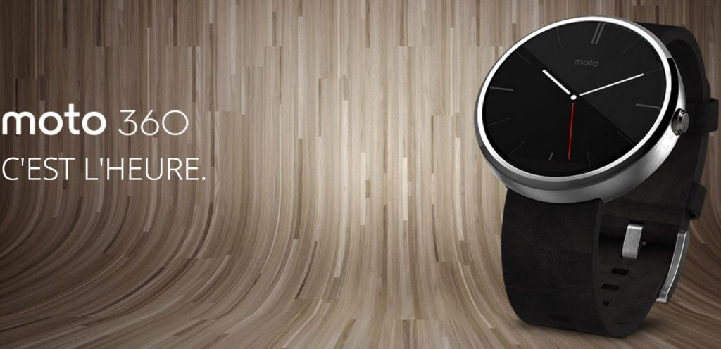 Moto 360-1ere generation-montre connectee-Motorola-smatwatch