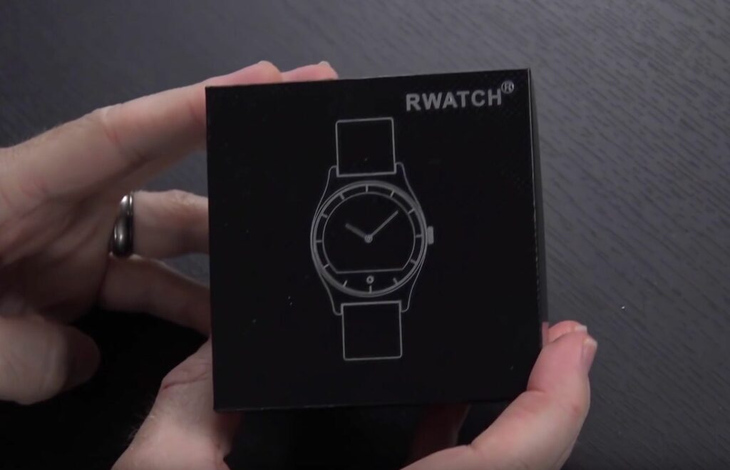 EasySMX RWATCH R11 montre connectee- smartwatch