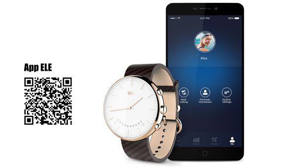 La synchronistaion Elephone W2 - Smartphone