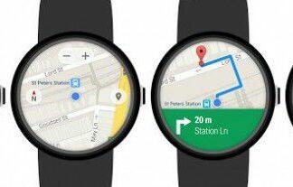 utilité d'un gps sur une montre connectée