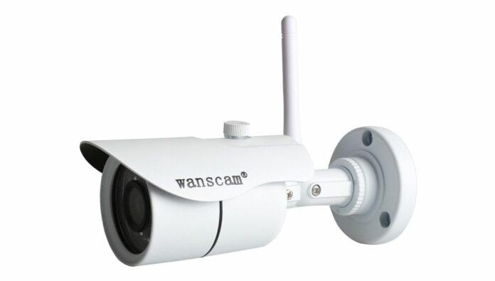 Caméra de surveillance WansCam HW0043