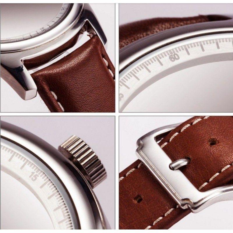 La LEMFO LEM1 est une montre connectée d'une très grande élégance.