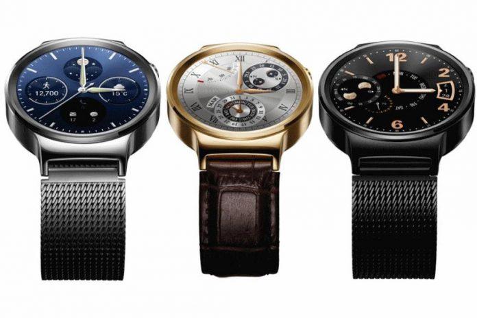 Huawei W1 montre intelligente