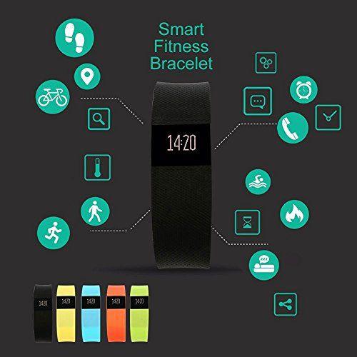 Les fonctionnalités du bracelet connecté OSAN Sport