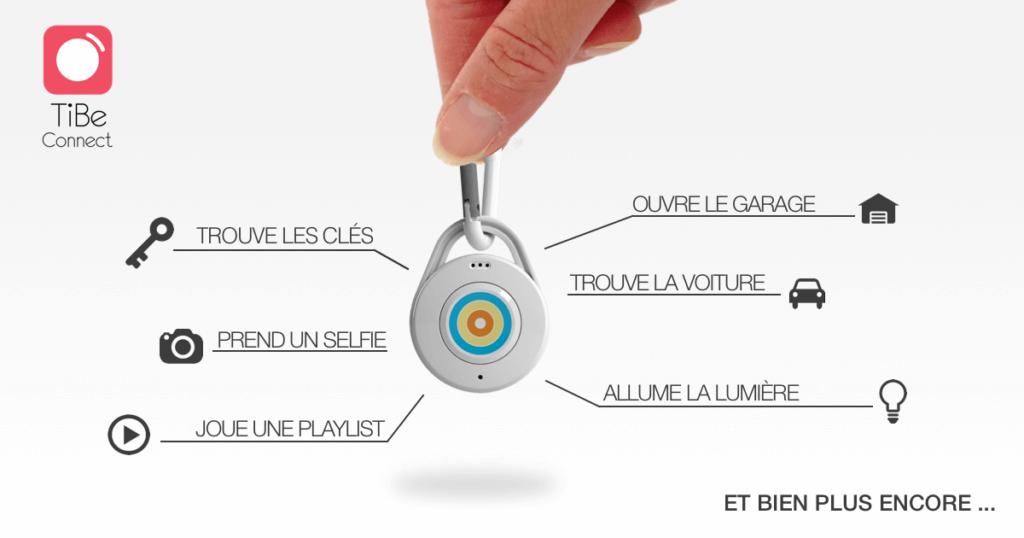 Quelques fonctionnalités du TiBe Connect