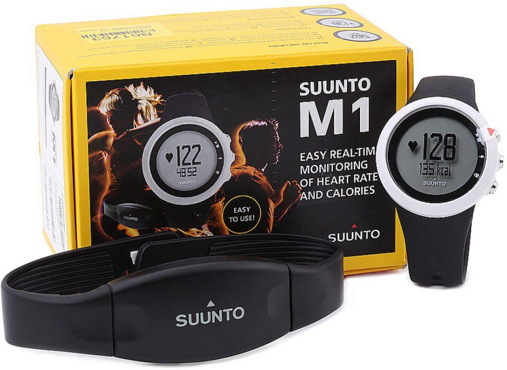 Pack Suunto M1 la montre de sport