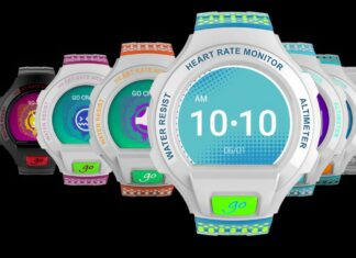 ALCATEL ONETOUCH Go Montre connectee sport