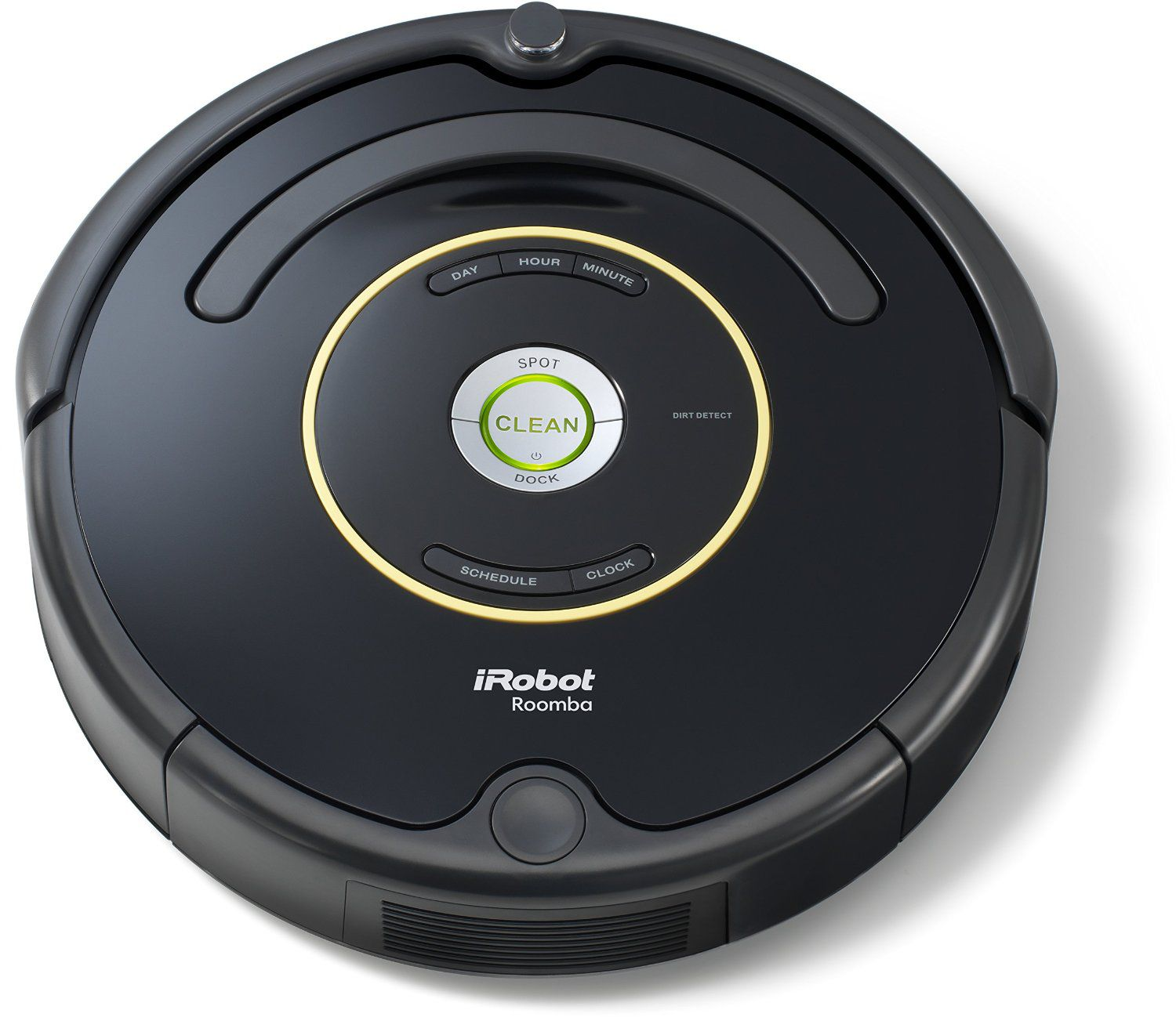 irobot roomba 650 robot aspirateur autonome pour une. Black Bedroom Furniture Sets. Home Design Ideas