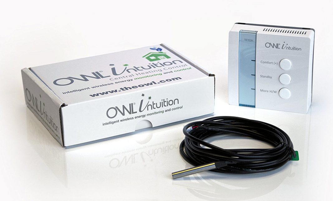 Thermostat intelligent OWL Intuition-h TSE220-120