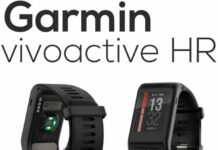 Garmin VivoActive HR montre de sport intelligente