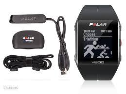 Polar V800 La montre connectée de sport sous android Wear boite