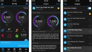 vivoactive hr : application garmin connect