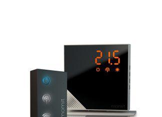 Le thermostat MOMIT HOME et sa passerelle Gateway