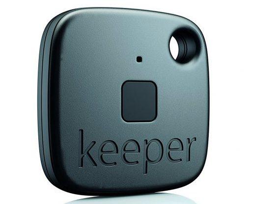 Le porte clé connecté Gigaset Keeper
