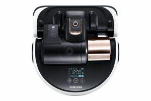 Samsung PowerBot vr9000 ou VR20H9050UW/EN dessus