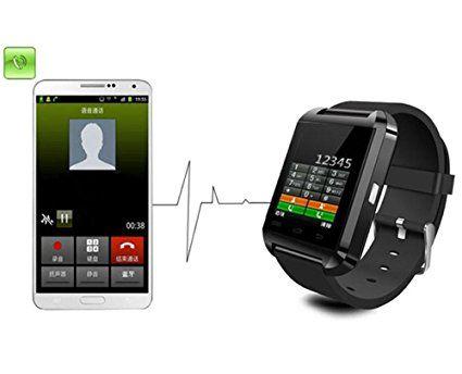 Fonction d'appel de la Smartwatch