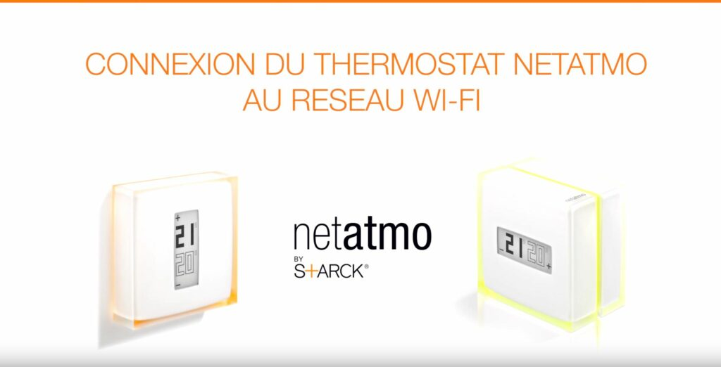 Le thermostat connecté Netatmo