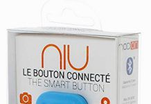 le bouton connecte niu de nodon-smart button